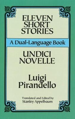 "Luigi Pirandello was the 1934 winner of the Nobel Prize in Literature ""for his bold and ingenious revival of dramatic and scenic art."""