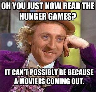Willy Wonka meme. Crossfit. Humor.
