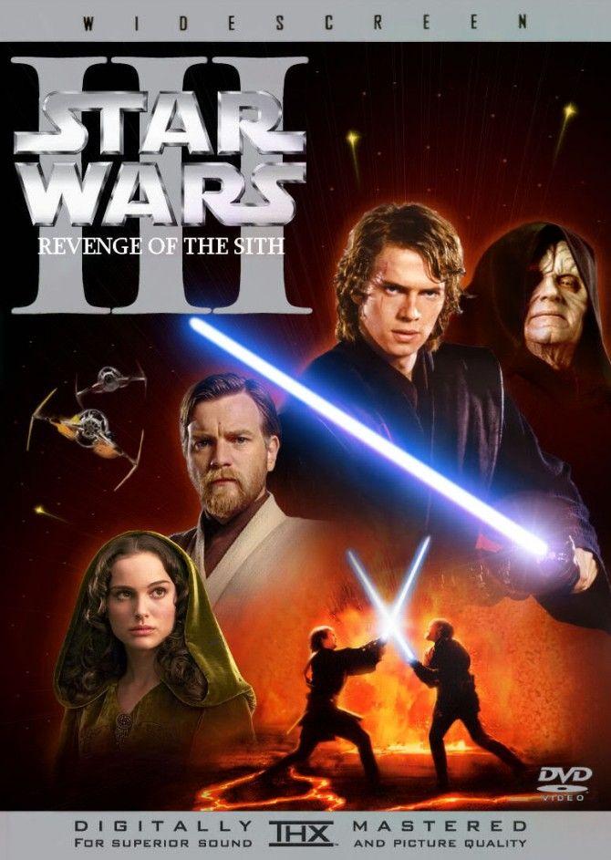 Star Wars La Revanche Des Siths : revanche, siths, Épinglé, Margaret, Images, Wars,