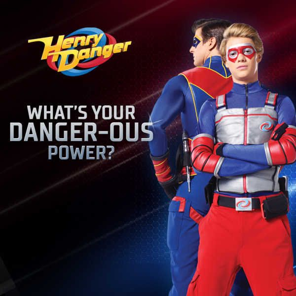 Henry Danger: What's Your Danger-ous Power? Quiz Game