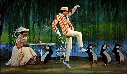 """Una scena del film """"Mary Poppins"""" da google."""