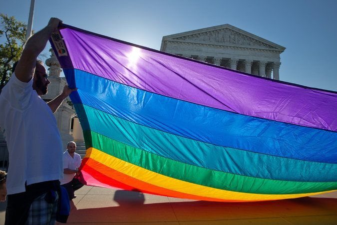 I've been saying this for YEARS! Disallowing marriage equality, at its core, is gender bias and sex discrimination!  http://www.nytimes.com/2015/04/30/us/gender-bias-could-tip-chief-justice-roberts-into-ruling-for-gay-marriage.html?_r=0&assetType=nyt_now