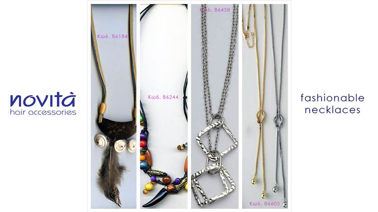 Fashionable, καλοκαιρινές, ιδιαίτερες προτάσεις σε κολιέ! http://ow.ly/znZDB