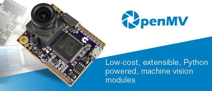 OpenMV | Develop | Arduino, Robot parts, Robot kits