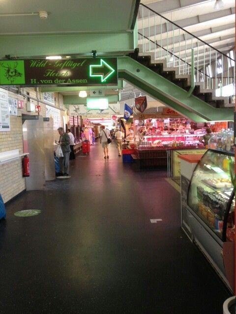 Klein markthalle