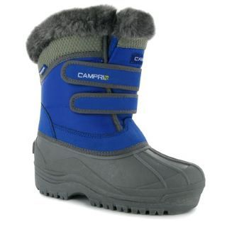 -Campri Infant Snow Boots
