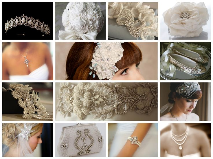 Fine Bridal Jewelry & Accessories http://www.allysonjames.net/