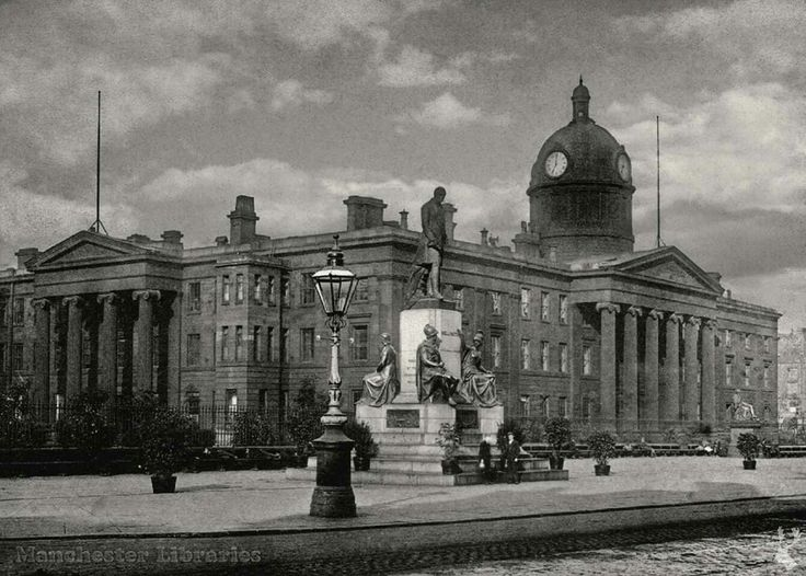 1897: Manchester Royal Infirmary, Piccadilly