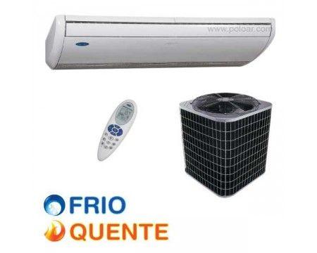 Ar Condicionado 60.000 BTU/h CARRIER SPACE - PISO/TETO QUENTE/FRIO 220V