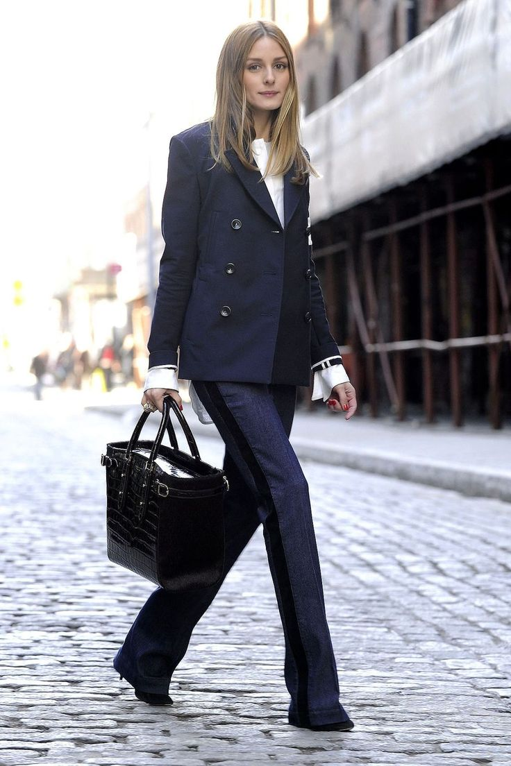 "Luckily for [link url=""http://www.glamourmagazine.co.uk/olivia-palermo""]Olivia[/link], she collaborated with Aspinal of London to design a Limited Edition Marylebone TechTote. Definitely helps."
