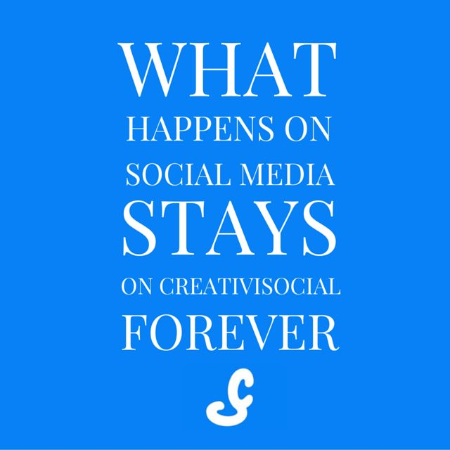 We are creative. We are social. CreativiSocial