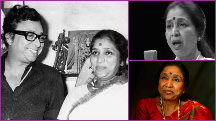 Every time legendary singer Asha Bhosle picks up her mike and sings, one is…