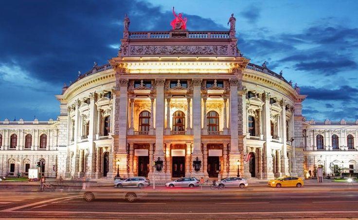 Burgtheater- Wien...