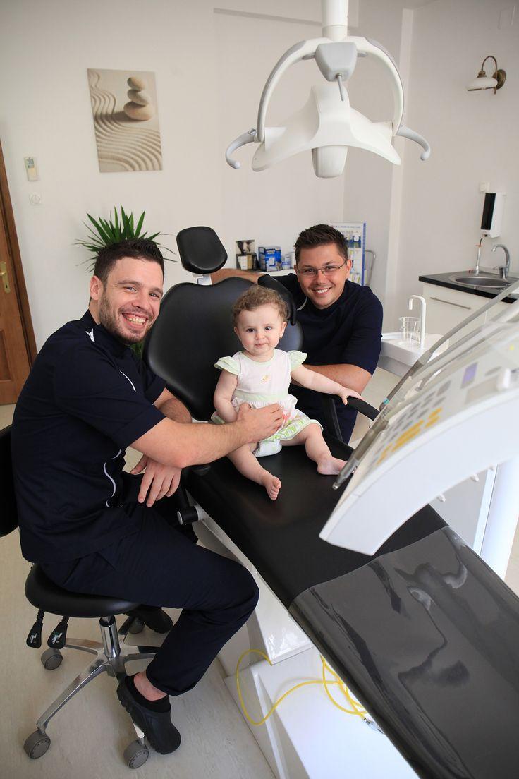 Cel mai dragalas pacient la dentist!