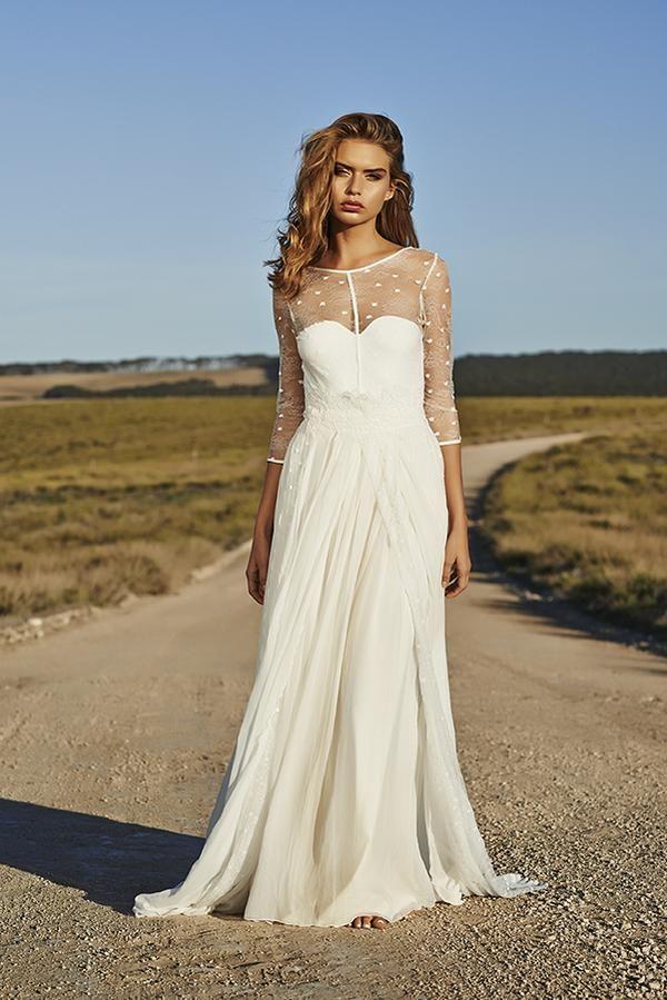 bohemian wedding dresses – grace loves lace 2015 | weddings