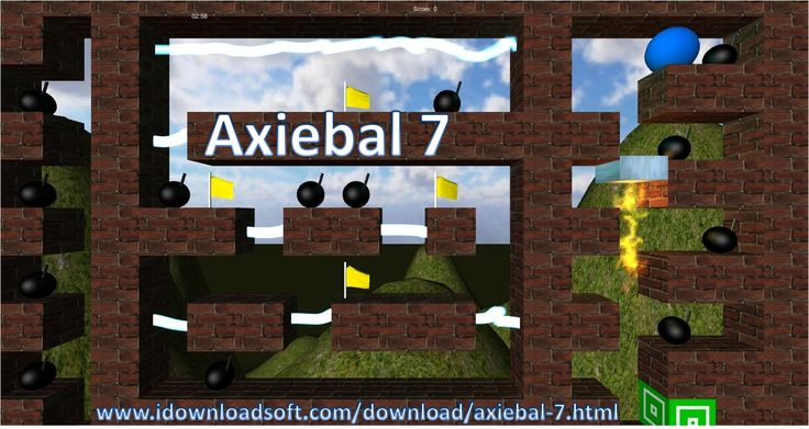 Take the level challenges and guide the balls through those all tough obstacles. Win flags, earn extra points and enjoy great fun with Axiebal 7.