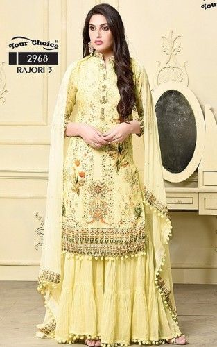 7b13444027 Your Choice Rajori-3Pure Cotton Suits buy latest catalog of dress material  at wholesale price in wholesale market Mumbai, all Your Choice Rajori-3Pure  ...