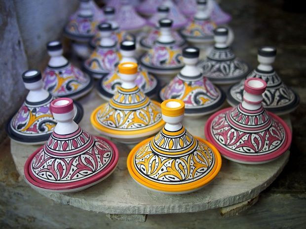 Tagine, tagine and more tagine: recipes and some history from the heart of Morocco