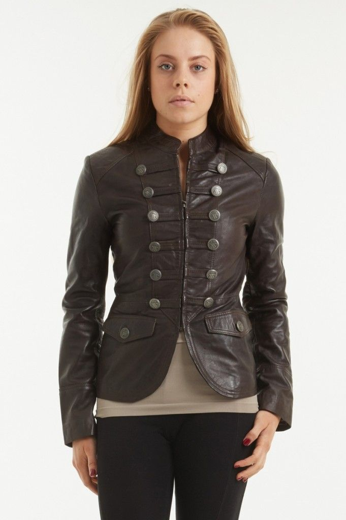 Shop eBay for great deals on Leather Army Military Coats & Jackets for Women. You'll find new or used products in Leather Army Military Coats & Jackets for Women .