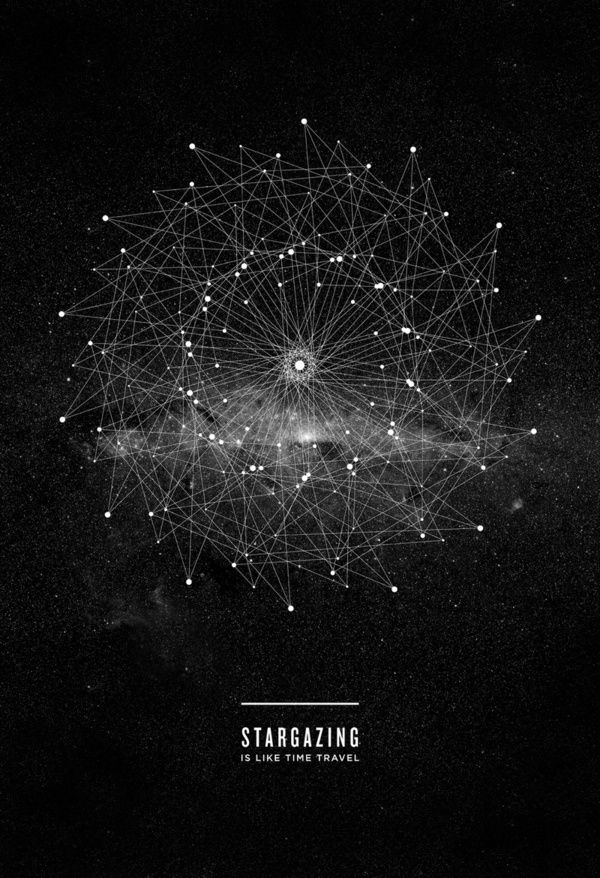 Cool Graphic Design on the Internet, STARGAZING. #graphicdesign #poster @ http://www.pinterest.com/alfredchong/graphic-design/