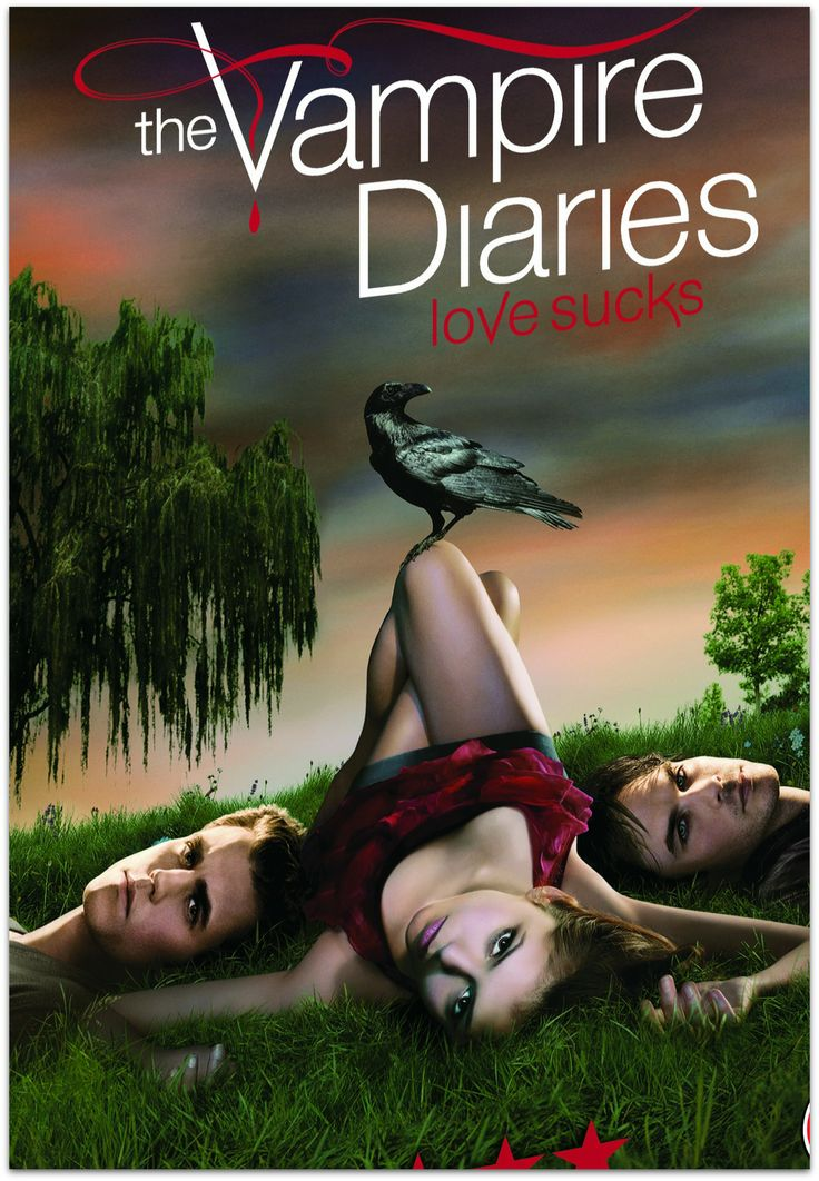 The Vampire Diaries All Episodes – 2009 Until 2014 BluRay 480p & 720p – Direct Download