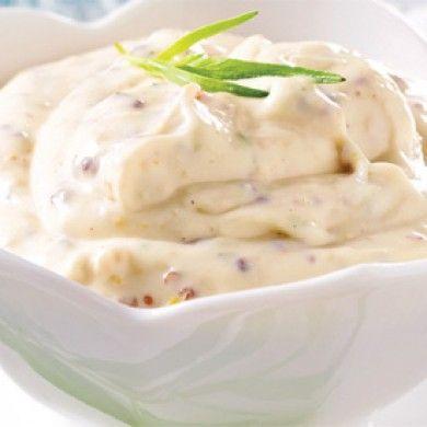 Sauce à fondue dijonnaise à l'estragon - Recettes - Cuisine et nutrition - Pratico Pratique