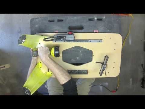 2 of 3, Ryobi Universal Table & Router Setup - About the Table - YouTube