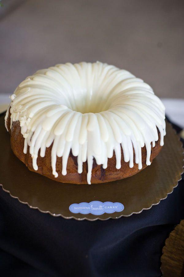 Iced Bundt Cake