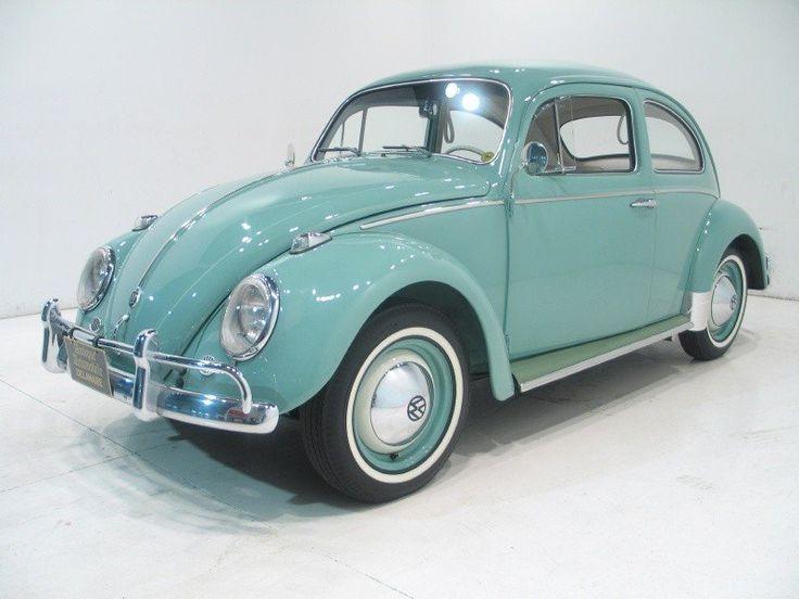 Fusca 1961