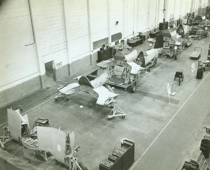 wasp processing plant
