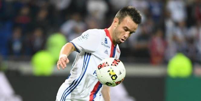 Foot - L1 - OL - Ligue 1 Mathieu Valbuena préféré à Rachid Ghezzal pour débuter le derby Lyon - Saint-Etienne - L'Équipe.fr