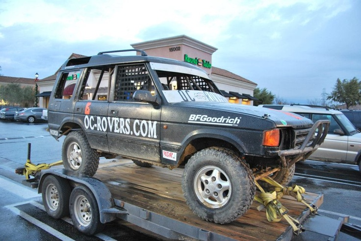 modified land rover discovery series i racetruck land rovers pinterest land rovers. Black Bedroom Furniture Sets. Home Design Ideas
