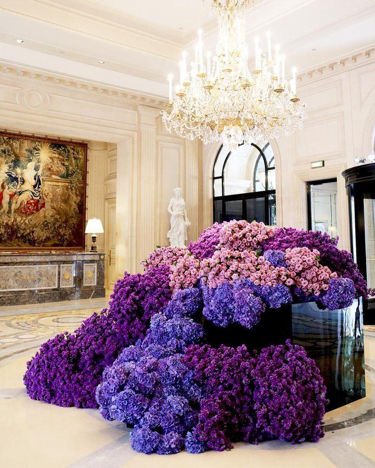 Georges V Hotel In Paris