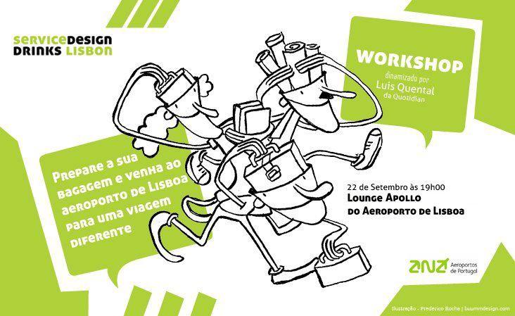 Invitation to Service Design workshop