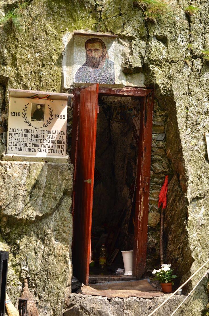 Strainic locurilor dragi Sf. Părinte Arsenie Boca