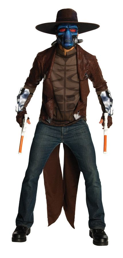 Best 25 bane costume ideas on pinterest bane halloween costume star wars clone wars season 3 deluxe cad bane costume adult solutioingenieria Choice Image