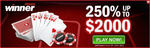 You'll experience the thrill from your very first deposit, with Winner Casino's generous $1000 Welcome Bonus. Try your hand at Blackjack, Ro...