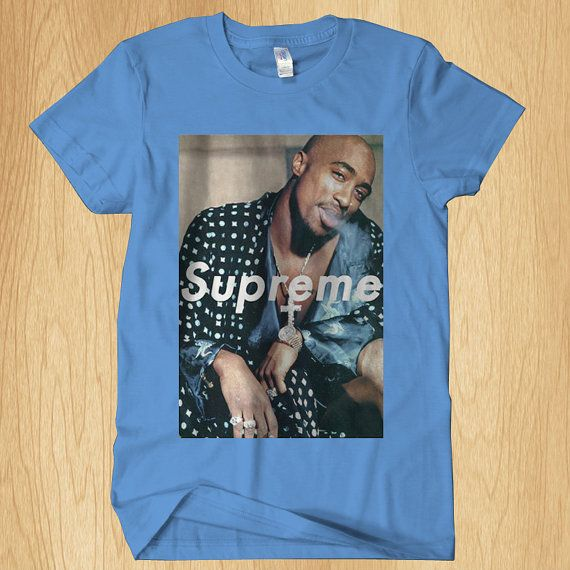 tupac supreme t shirt music t shirt for men t shirt by. Black Bedroom Furniture Sets. Home Design Ideas
