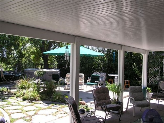 17 best do it yourself patio covers images on pinterest for Do it yourself outdoor patio ideas