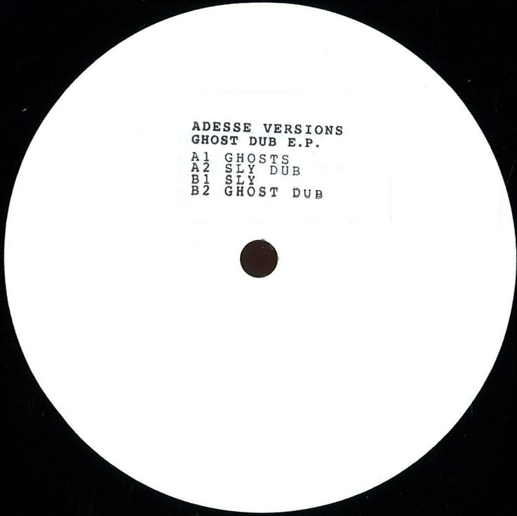 The Adesse Versions project has previously given us superb re-edits, remixes and re-makes of tunes from Photek, Mikey Dread, Madonna and Vikter Duplaix. Here he once again mines the past, delivering dancefloor interpretations (available in Dub and vocal forms) of cuts from Japan and Massive Attack. The two versions of the formers tearjerker Ghosts stick to the feel of the original, turning them into moody, atmospheric, stretched out and dub-wise deep house cuts with serious dancefloor…