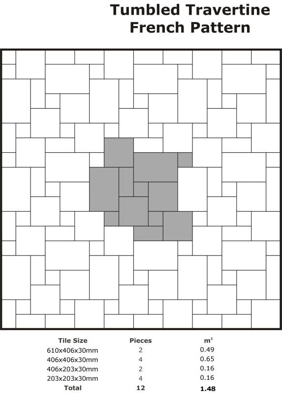 Travertine Tiles - Premium quality Travertine tiles