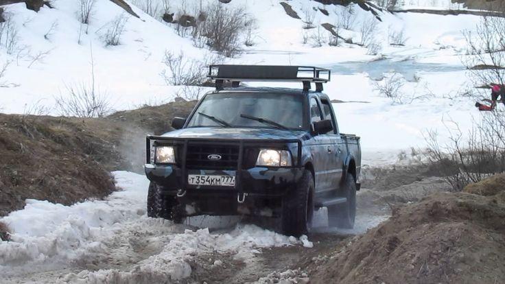 Покатушка 3 Джип-Спринт-Триал Мурманск