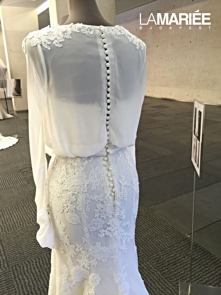 2016 Pronovias PRIMAEL esküvői ruha - La Mariée Budapest szalon