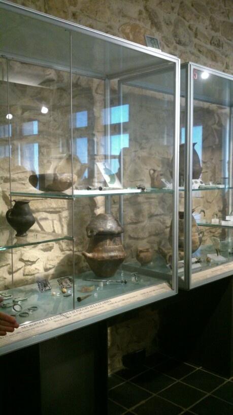 Museo Etrusco di Vetulonia