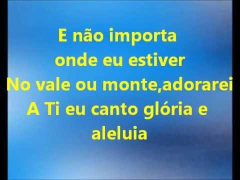 Aleluia - Gabriela Rocha (playback legendado)