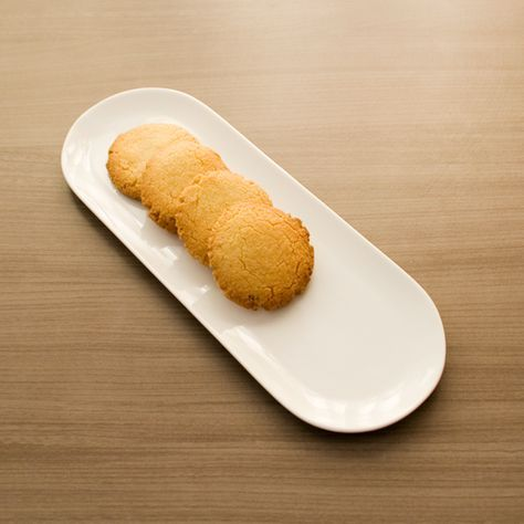 Citroenkoekjes met slechts 0,7 g koolhydraten per koekje! Dat is nog eens verantwoord genieten!