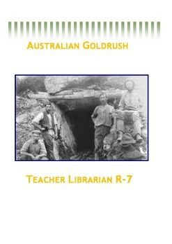 A Digital Resource to support you and your students in your discovery of daily life and times on the Victorian Goldfields.Explore the highs and lows of life in the 1850's that brought about  extraordinary change for society, first in Australia and then the globe.Content: Introduction, Task, Timelines, Newspapers of the Time, Immigration and Race Relations, Life on the Diggings, Women and Children, Social Change due to the Gold Rush, Political Revolution, Personalities Methodology: Glossary…