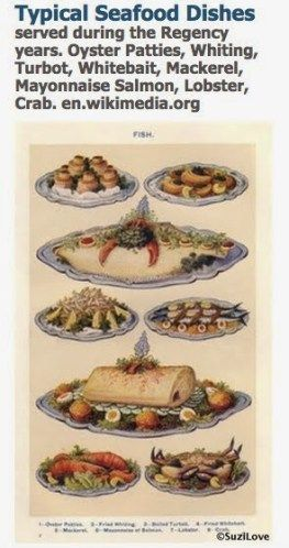 Typical Regency Seafood Dishes. suzilove.com