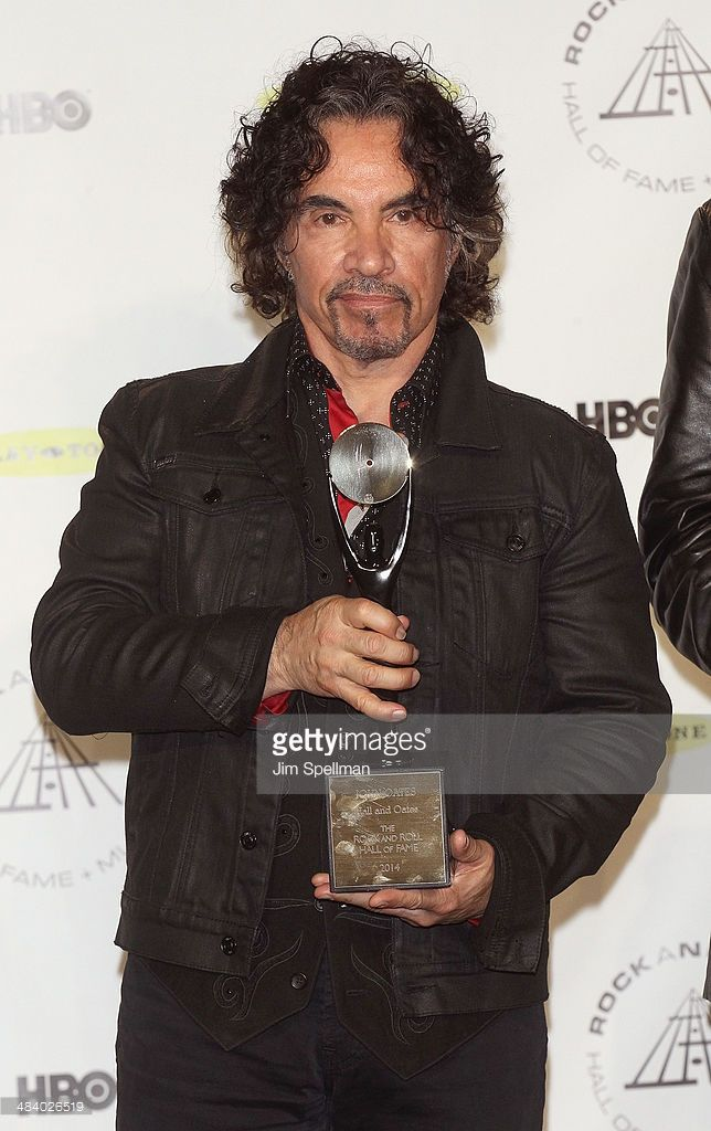 Inductee John Oates of Hall and Oates attends the 29th Annual Rock And Roll Hall Of Fame Induction Ceremony at Barclays Center of Brooklyn on April 10, 2014 in New York City.