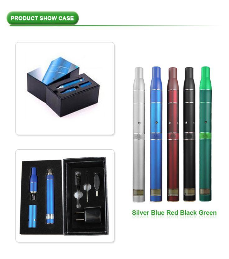 Atomic Raw, G5, G Pen, Atmos...chiamatelo come volete ;) la sigaretta elettronica fatta a vaporizzatore!